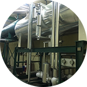 NH3, CO2, Glycol and Freons facilities